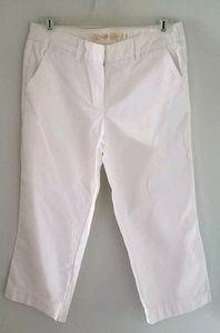 J.Crew Cropped Capris Pants Size 0